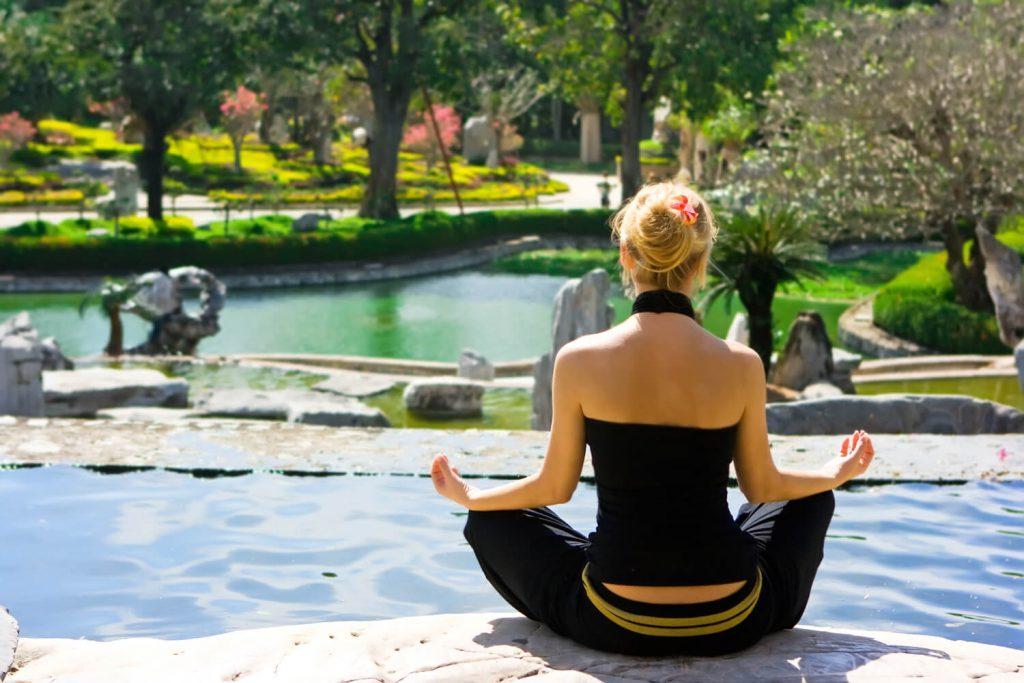 Photo Femme yoga