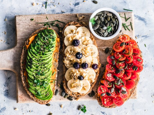 Photo cuisine vegan