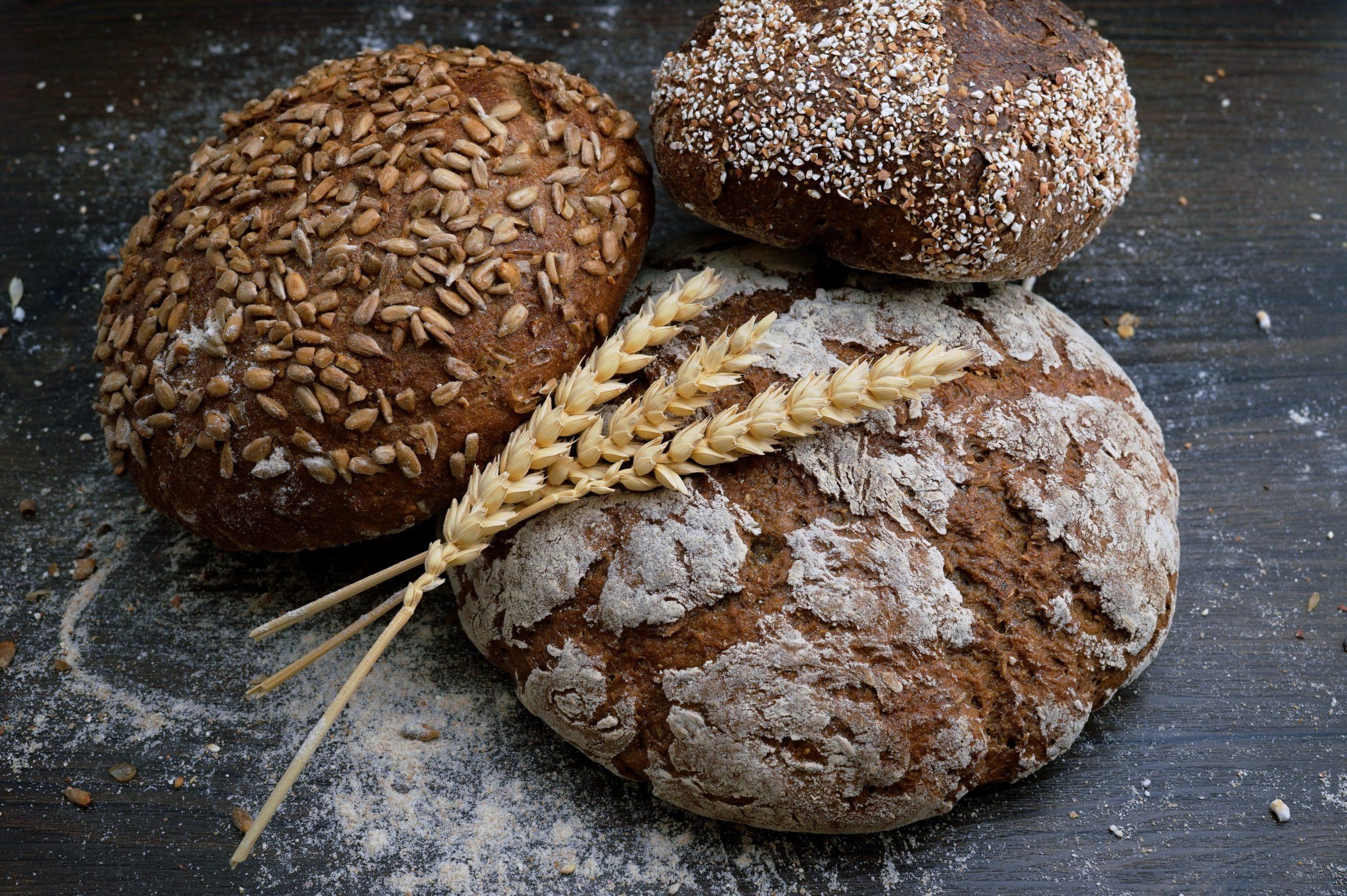 Image pains à l'ancienne